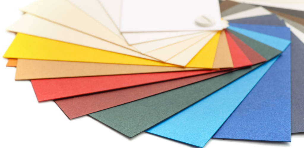 Types of paper products