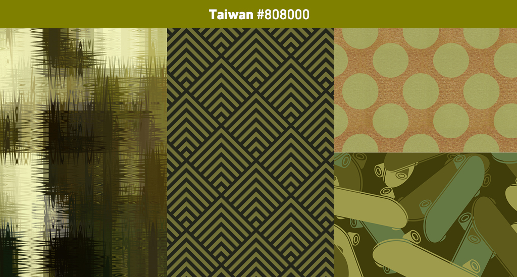 2019 Color Trends – Taiwan