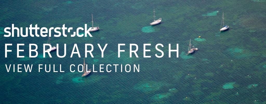 February Fresh - Shutterstock