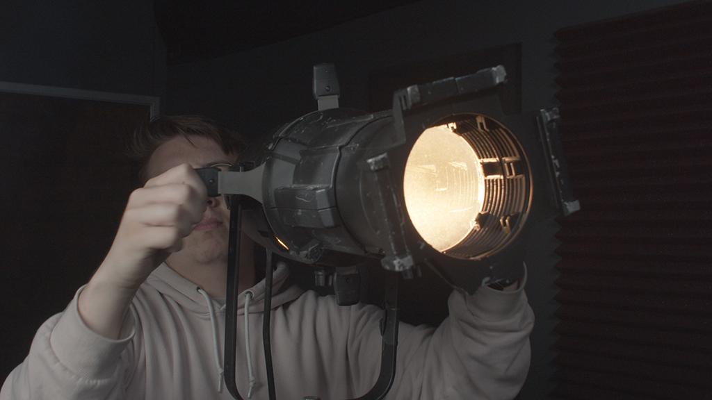 Leko light
