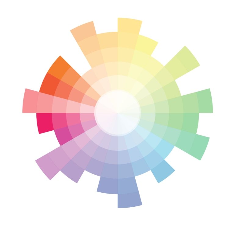 red color meaning and design color wheel