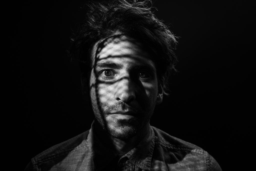 shadow photography portrait