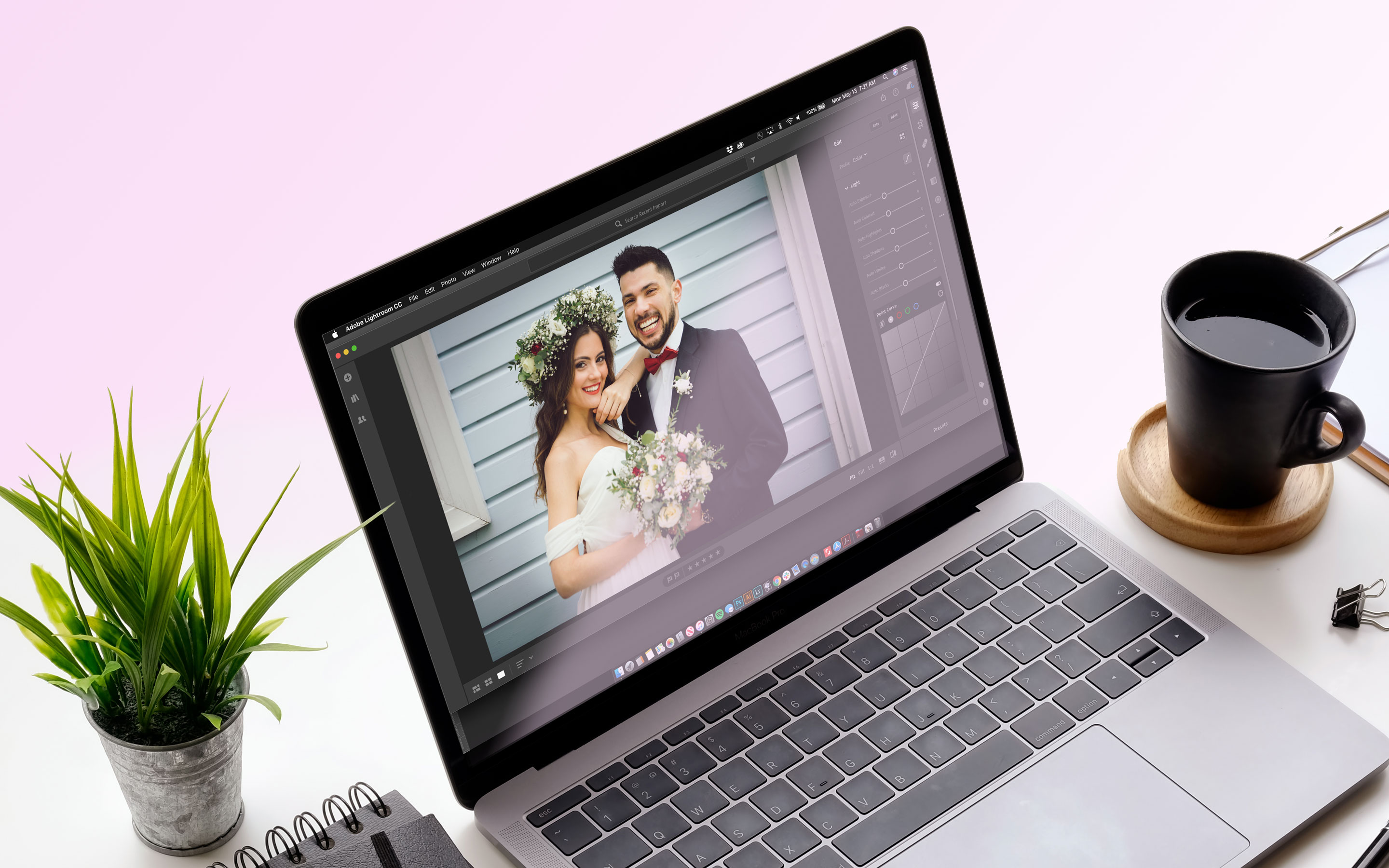 5 FREE Lightroom Presets for Wedding Photography