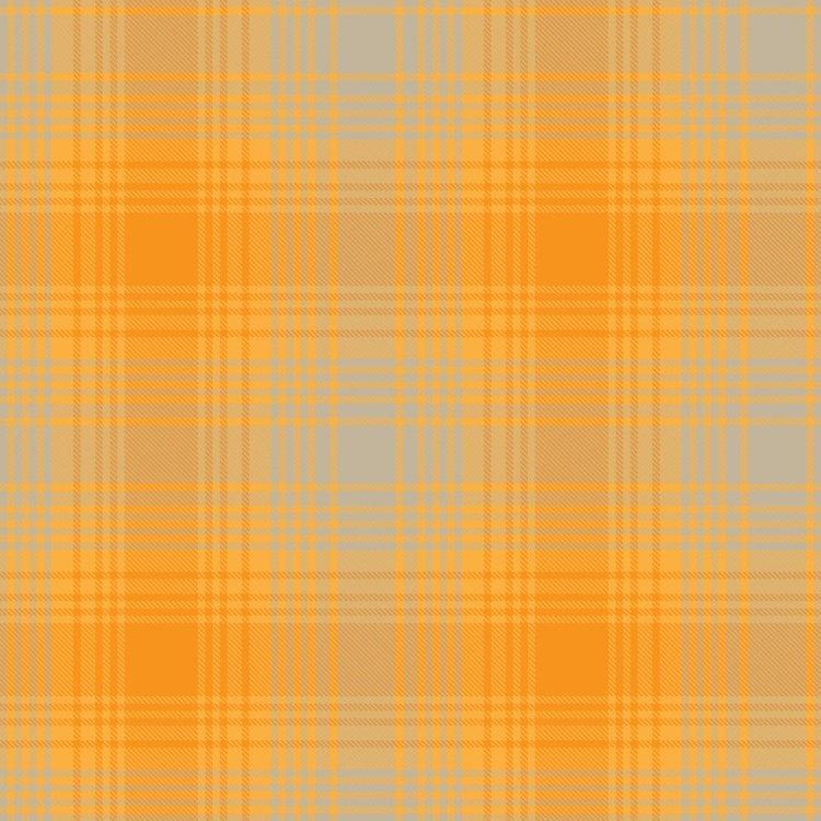 Orange Plaid
