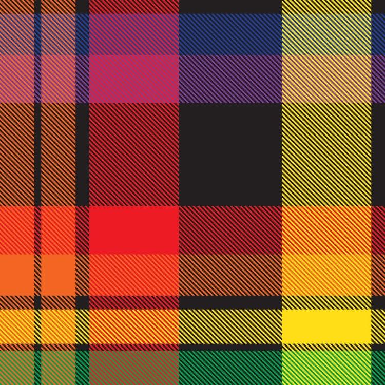 Rainbow Glen Plaid