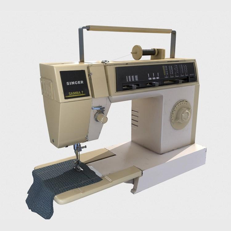 Toolbag3 Sewing Machine