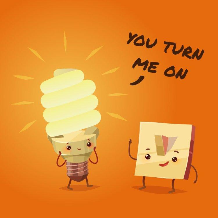 Lightbulb Pun
