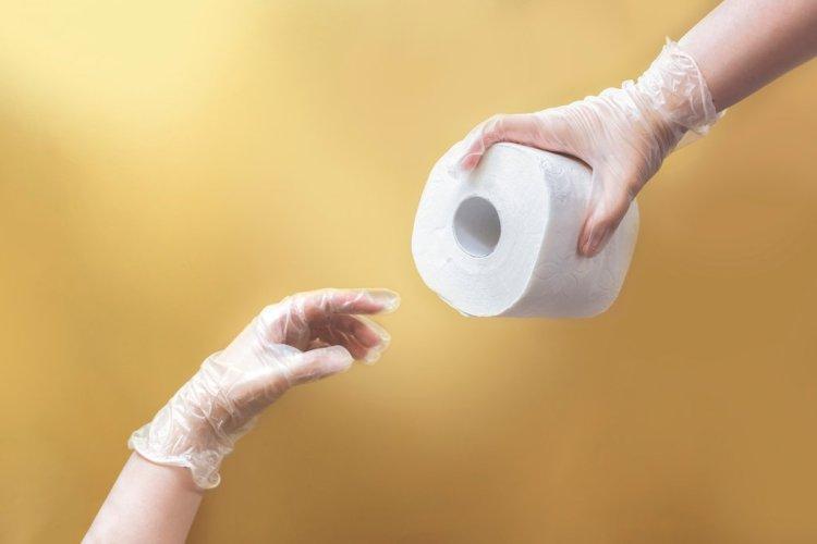 Toilet Paper Pun