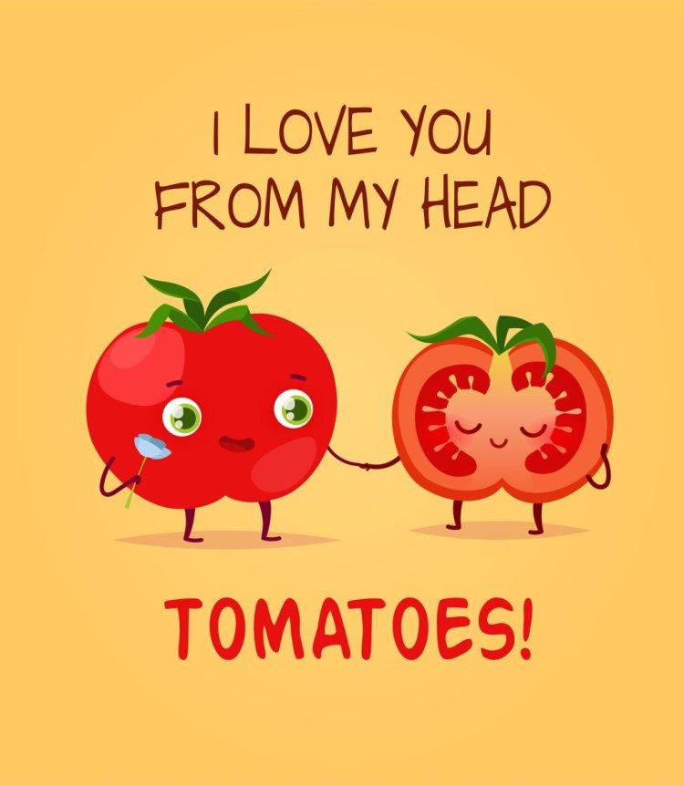 Tomato Pun