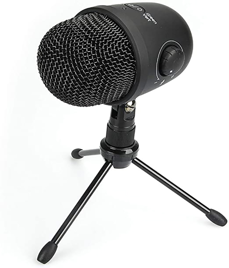AmazonBasics Desktop Mini Microphone Gen2