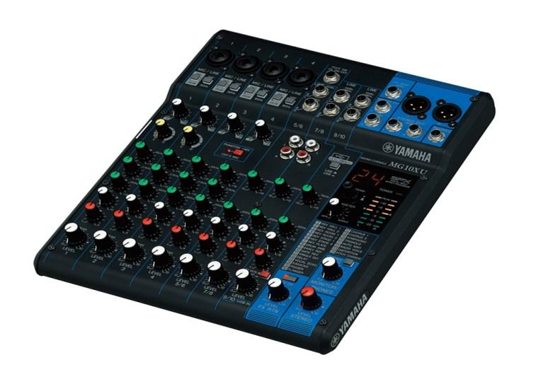 Yamaha MG10XU USB Mixing Desk